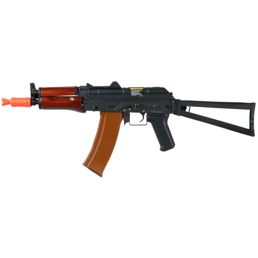 Airsoft Full Metal Body Gearbox Automatic Rifle RK-01 799632815785 | eBay