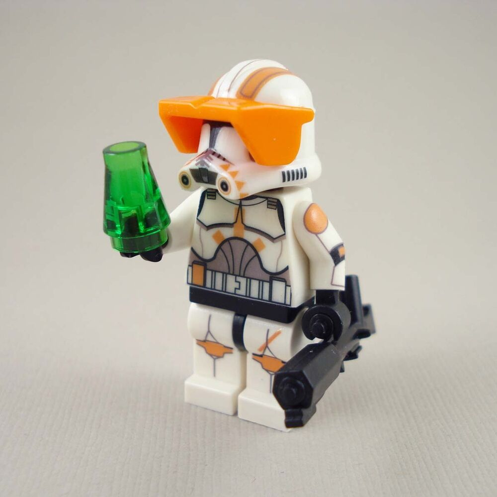 lego star wars cody clone trooper phase 2 mini figure ebay. Black Bedroom Furniture Sets. Home Design Ideas