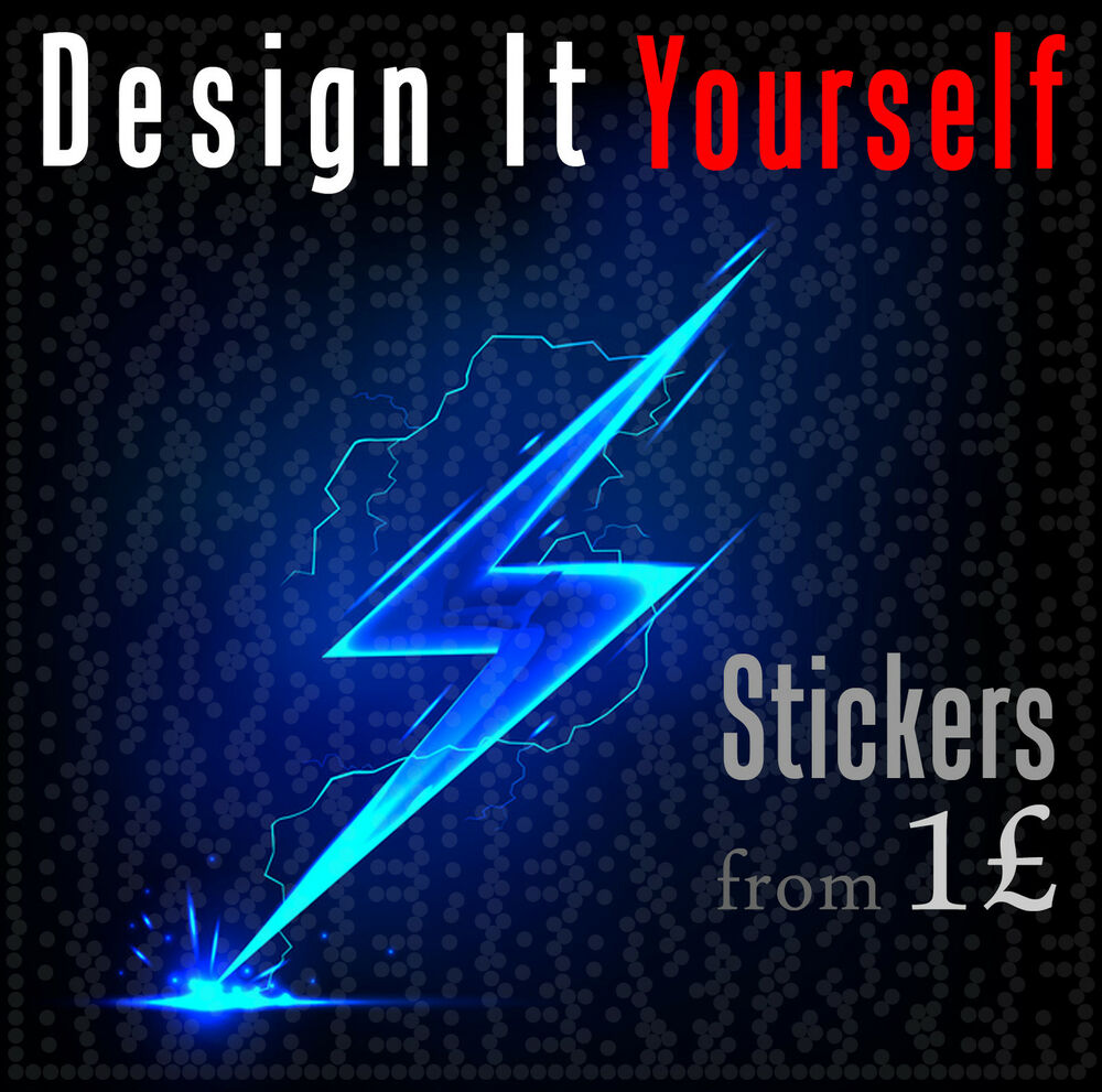 Personalised self adhesive custom stickers decals labels Custom vinyl windows online