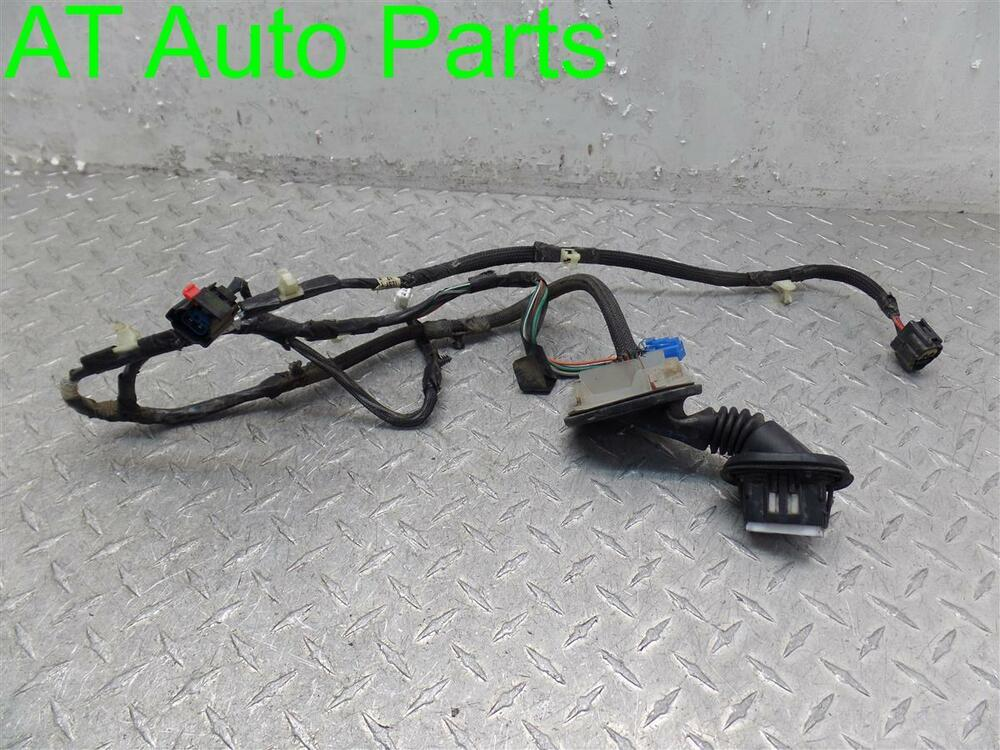 1999 Jeep Grand Cherokee Driver Rear Door Wiring Harness