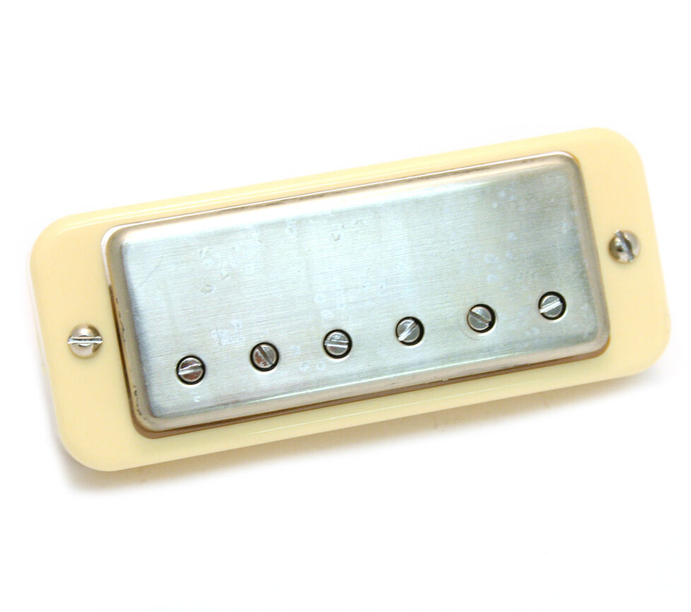 seymour duncan antiquity neck mini humbucker gibson les paul deluxe 11014 12 ebay. Black Bedroom Furniture Sets. Home Design Ideas