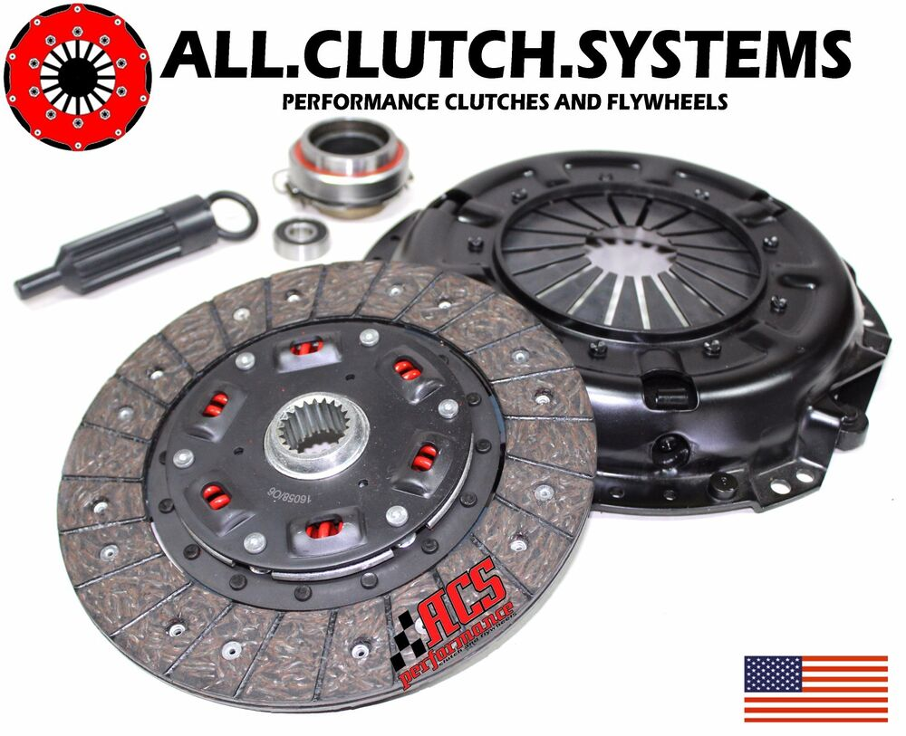 Toyota Truck Clutch Replacement : Acs stage clutch kit  toyota pickup truck