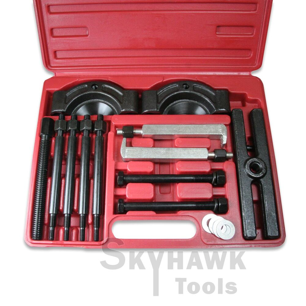 Bearing Puller Kit Advance Auto : Pc gear puller and bearing separator splitter remover