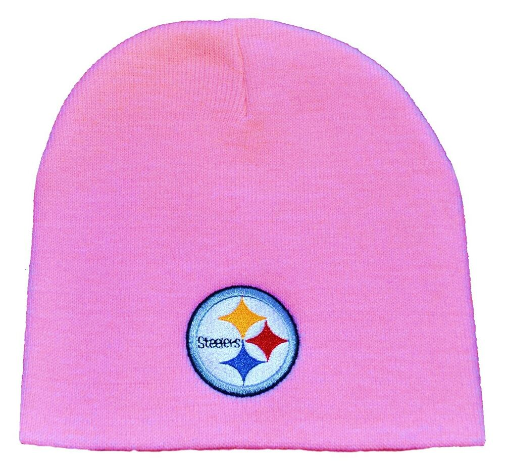 cancer breast steelers hat