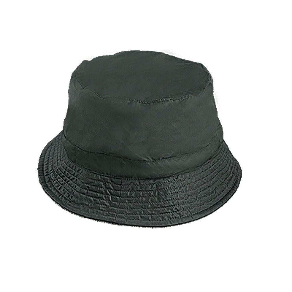 Dark army fishing floppy brim bucket sun hat for women men for Fishing hats walmart