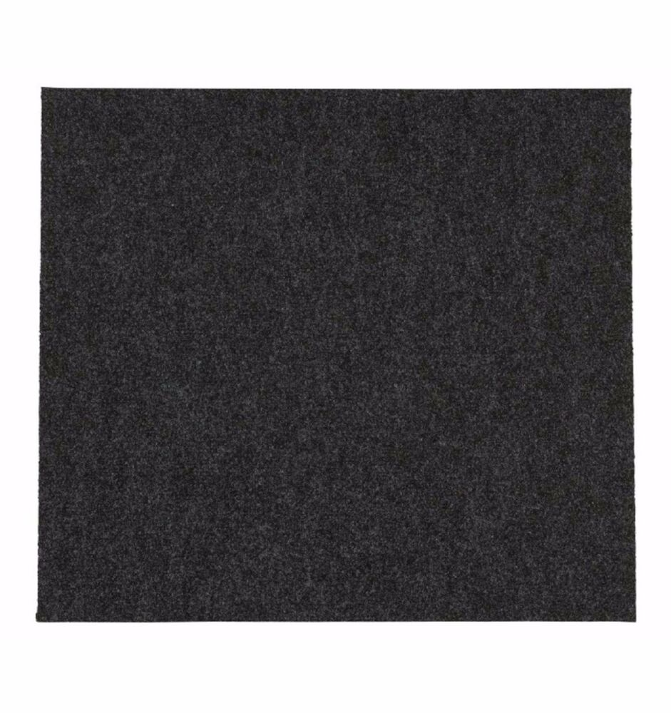 B Q GREY CARPET TILES PACK OF 10 HOME OFFICE