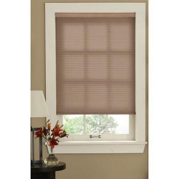 New Bali Cordless Cellular Window Blinds Mocha 23x72 Ebay