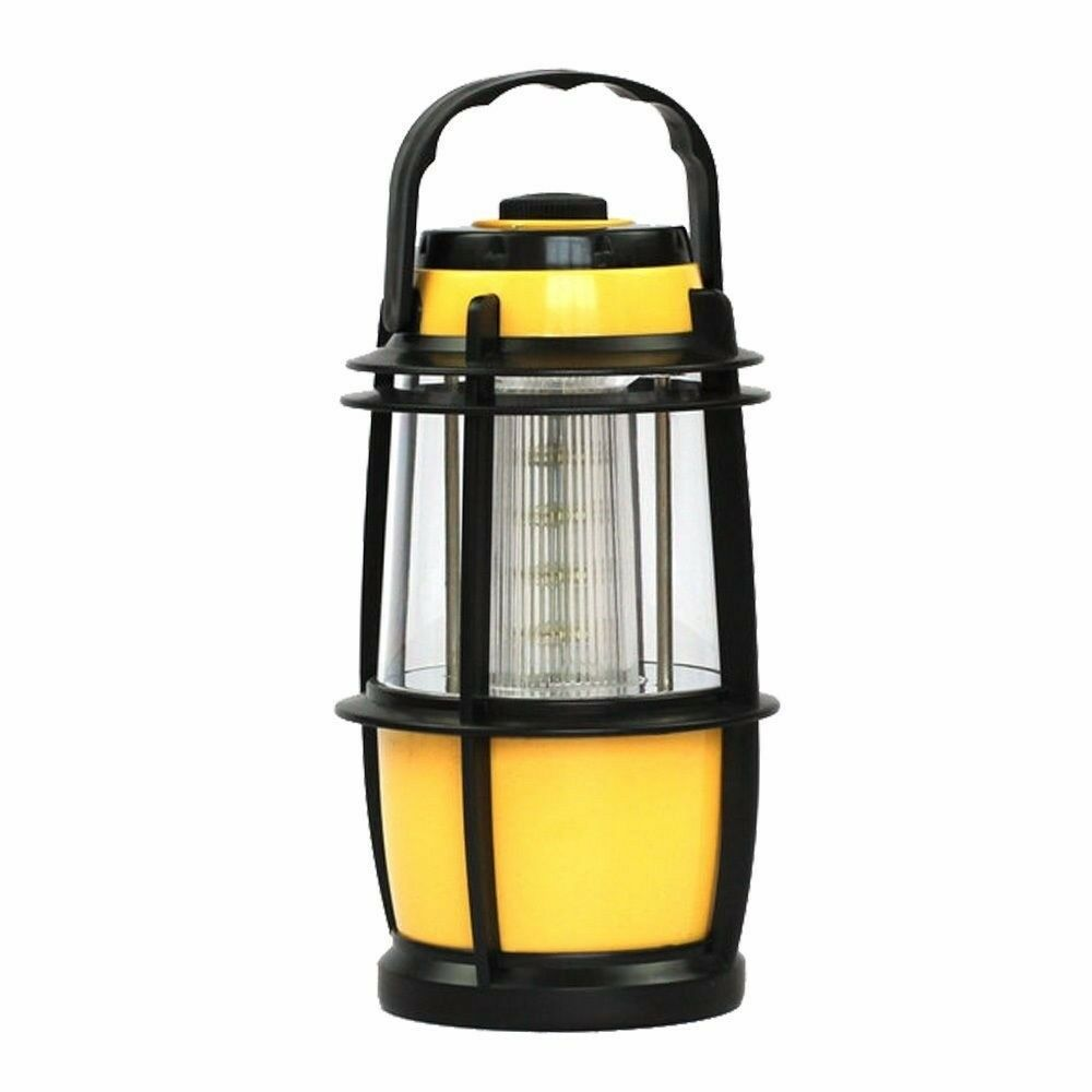 20 led portable light lamp lantern night camp camping