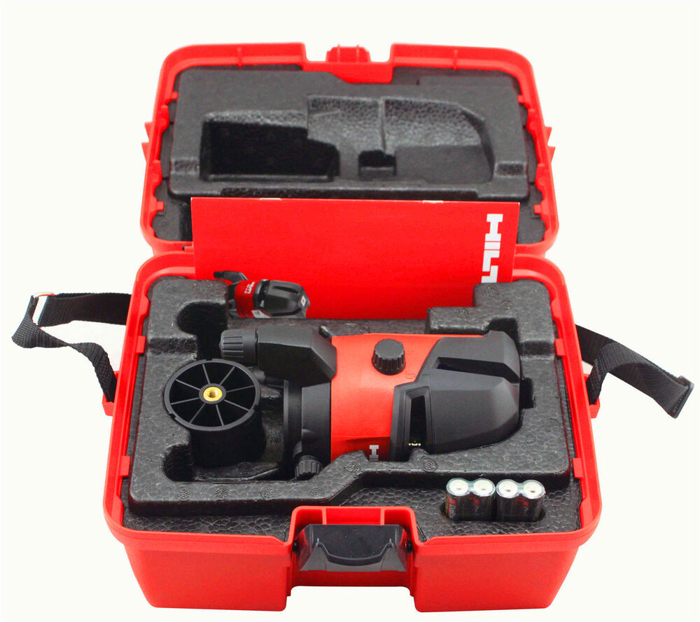 Hilti Laser Level Measurement Pm4 M Laser Marking Laser