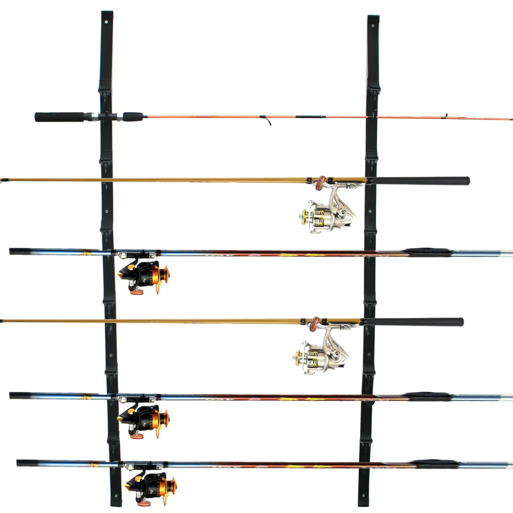 ceiling fishing rod storage rack fishing rod holder