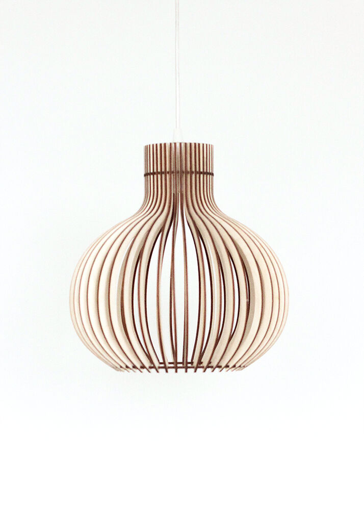 Wooden Wall Lamp Shades : Wood Lamp / Wooden Lamp Shade / Hanging Lamp / Pendant Light / Ceiling Lamp eBay