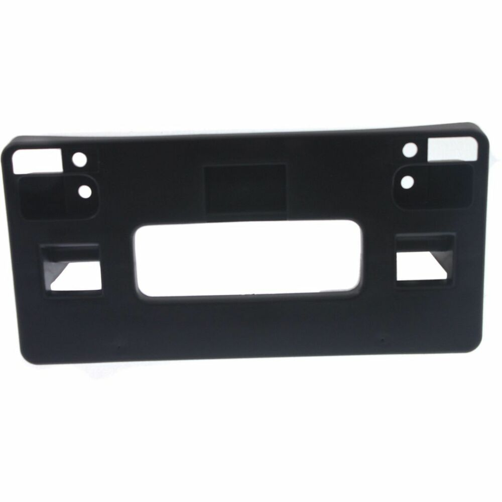 new front license plate bracket sedan for honda accord. Black Bedroom Furniture Sets. Home Design Ideas