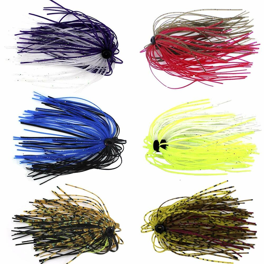 Find great deals on eBay for Jig Skirts in Spinnerbaits for Freshwater Fishing. Shop with confidence.