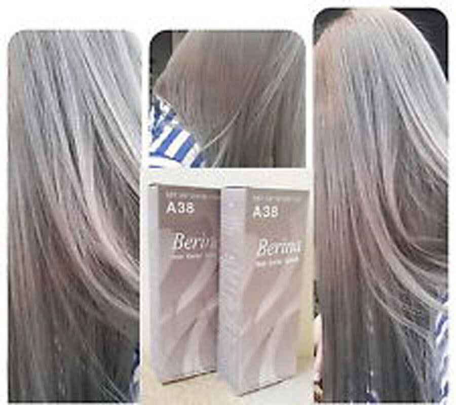 New A 38 Berina Light Ash Blonde Color A38 Permanent Hair