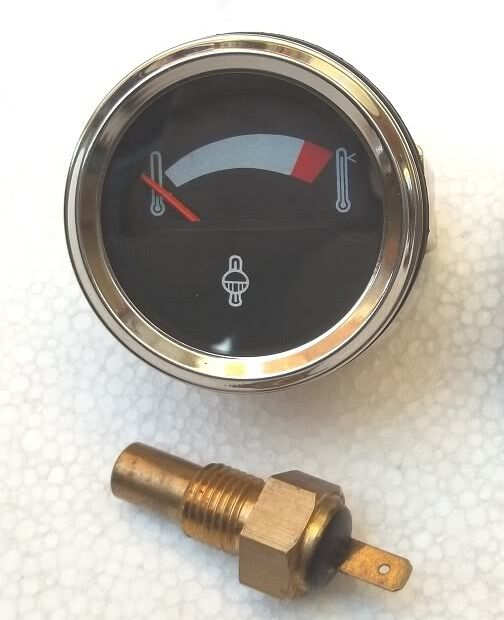 Ford Tractor Fuel Gauge : David brown case ih electrical temperature gauge
