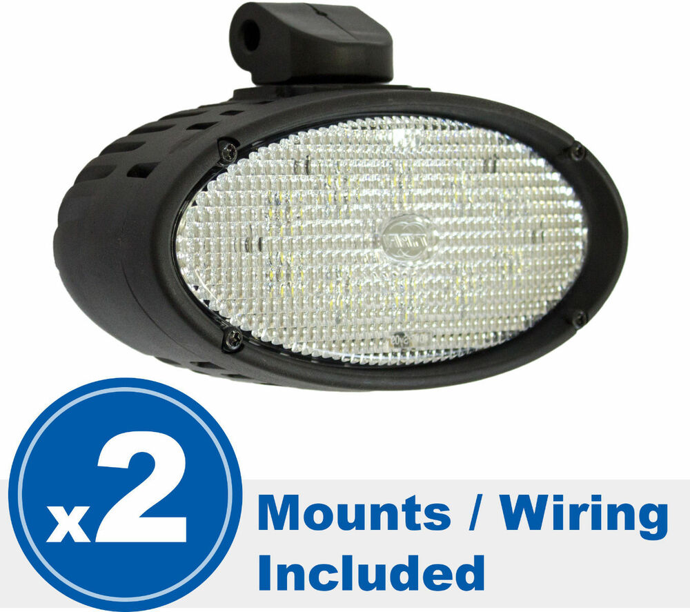 John Deere Light Kit : John deere t series led rear roof pr light kit