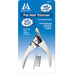 MILLERS FORGE GUILLOTINE PET NAIL CLIPPER TRIMMER DOG GROOMING 744C