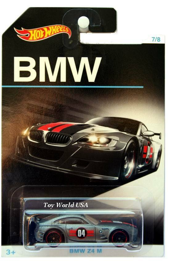 2016 Hot Wheels Bmw Series 7 Bmw Z4 M Ebay