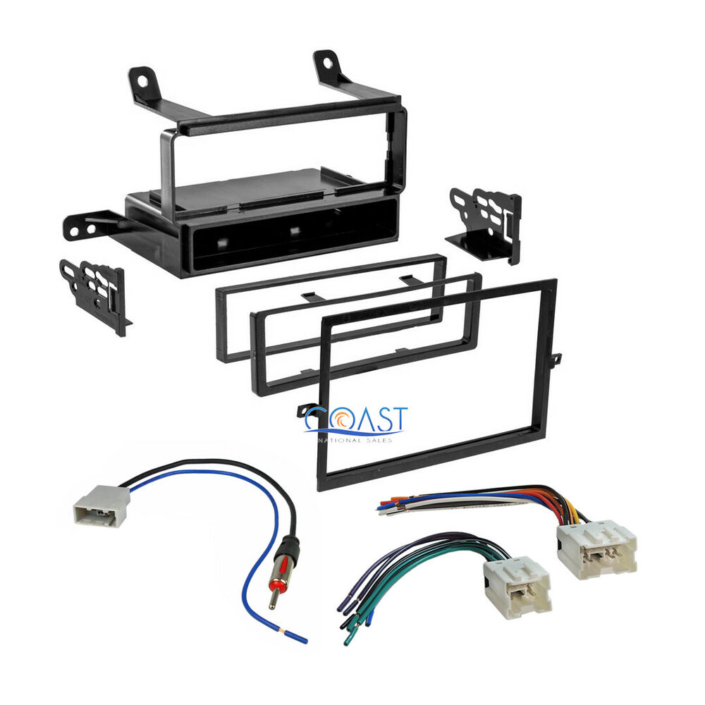 Metra Stereo Dash Kit Harness Antenna For 2005