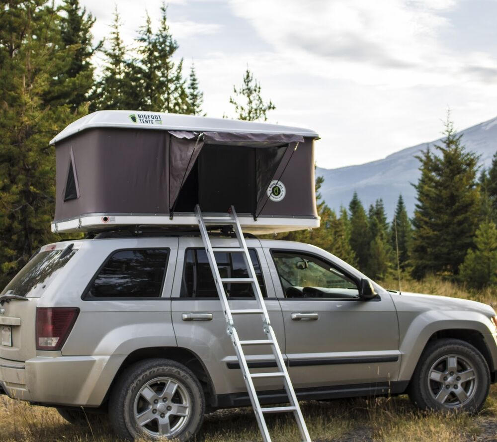 Jeep Tent Camper Hard Shell Roof Top 4x4 Tents Truck