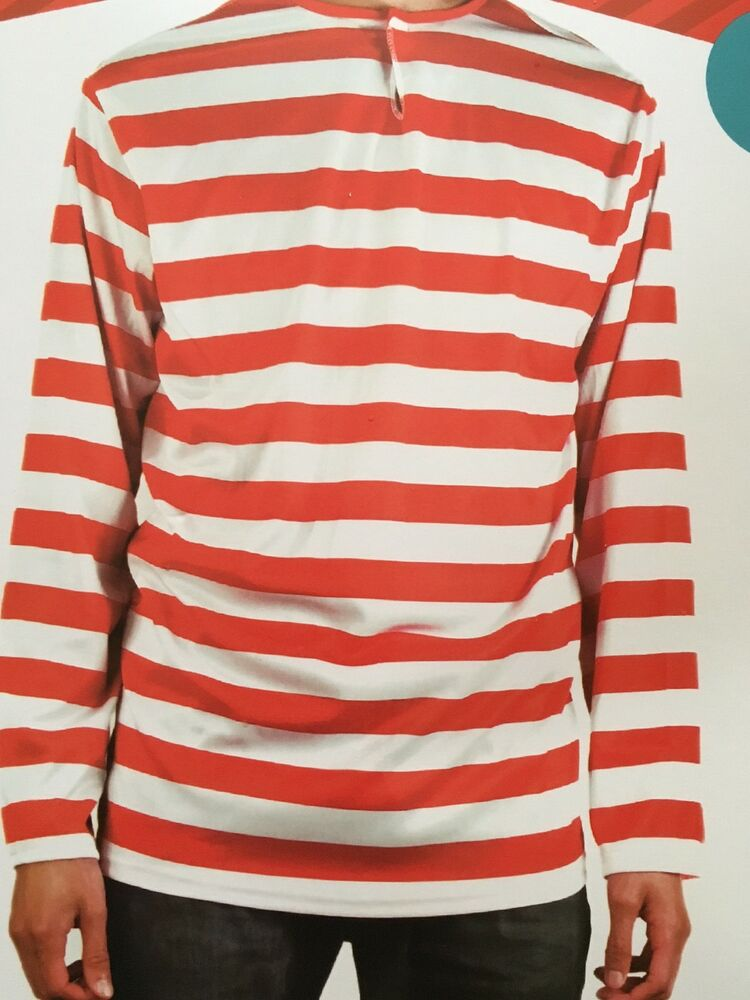This is my second long sleeves striped top. The first one was the the stripes on black. This one was with the stripes on red. The shirt is true to size and the fabric is soft.I really recommend to buy it.
