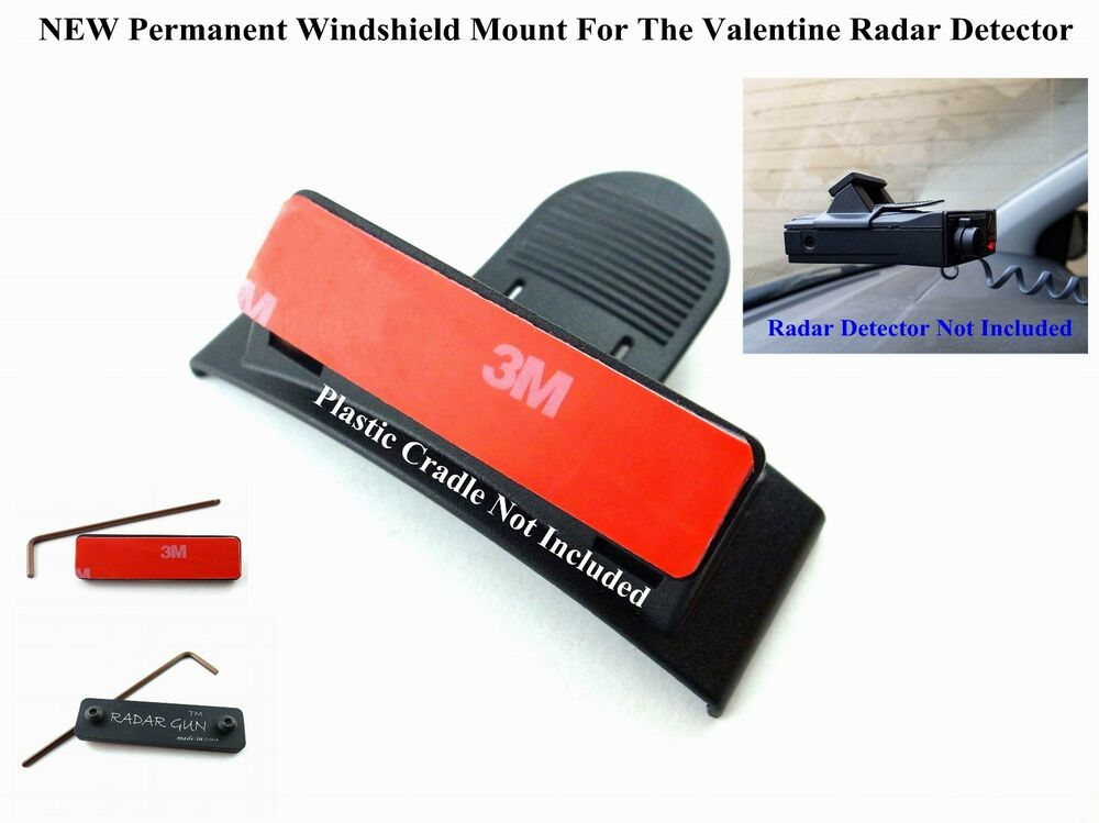 1pc NEW Designed Permanent Windshield Mount For The