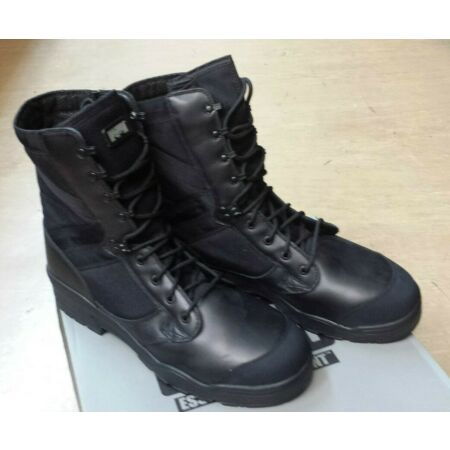 img-Magnum Hi-Tec Army Issue Steel Toe Cap Combat Work Security Boots Multiple Sizes