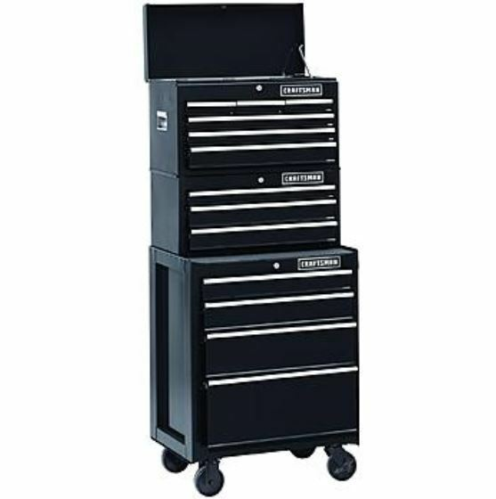 Craftsman 26 Quot Rolling Toolbox Cabinet 13 Drawer Heavy Duty