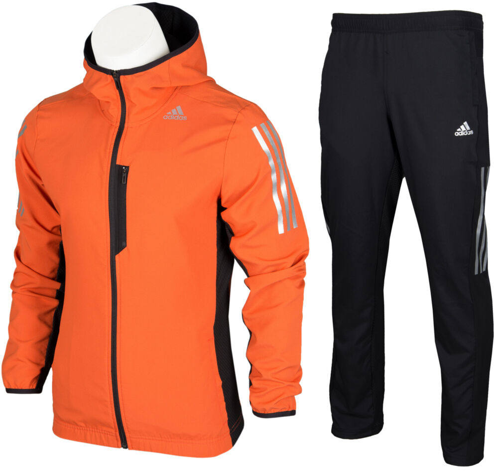 Sale Adidas 365 Climacool Running Men S Full Zip Tracksuit
