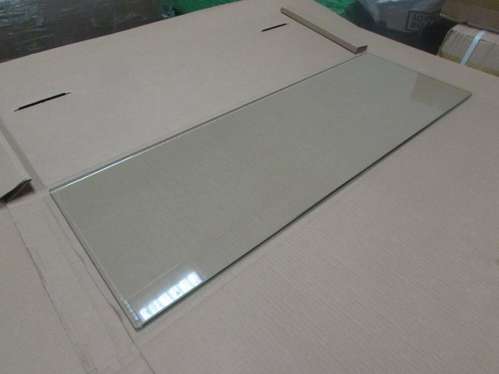 Toughened 8mm Glass Reflections 300mm Glass Stair