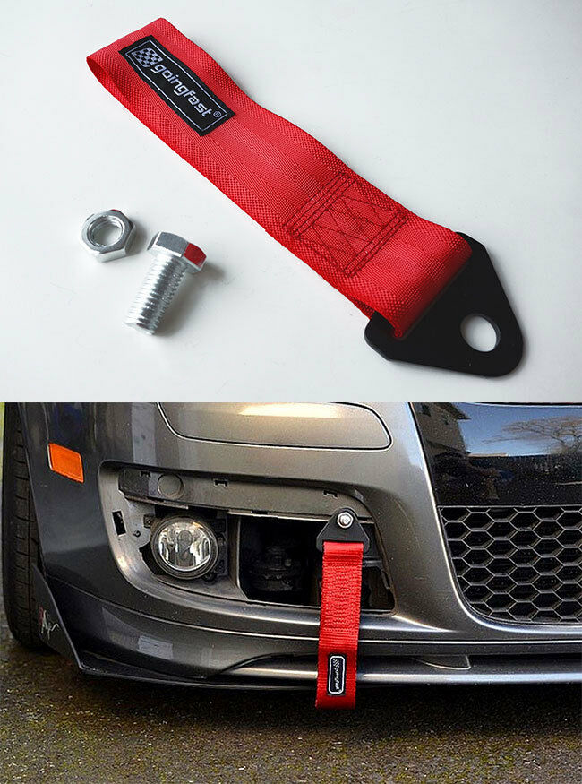 where to hook up a tow strap How to hook up a tow hook loading strap or chain diy tie down   hooking towing strap or chain or tow strap correctly what can happe.