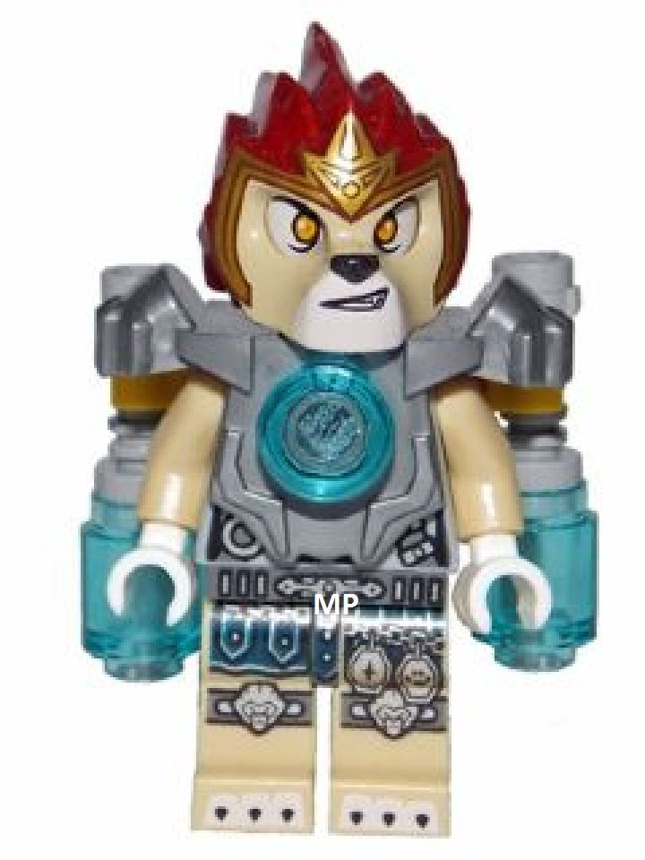 LEGO The Legend Of Chima 70132 Laval - Heavy Armor, Jetpack New | eBay