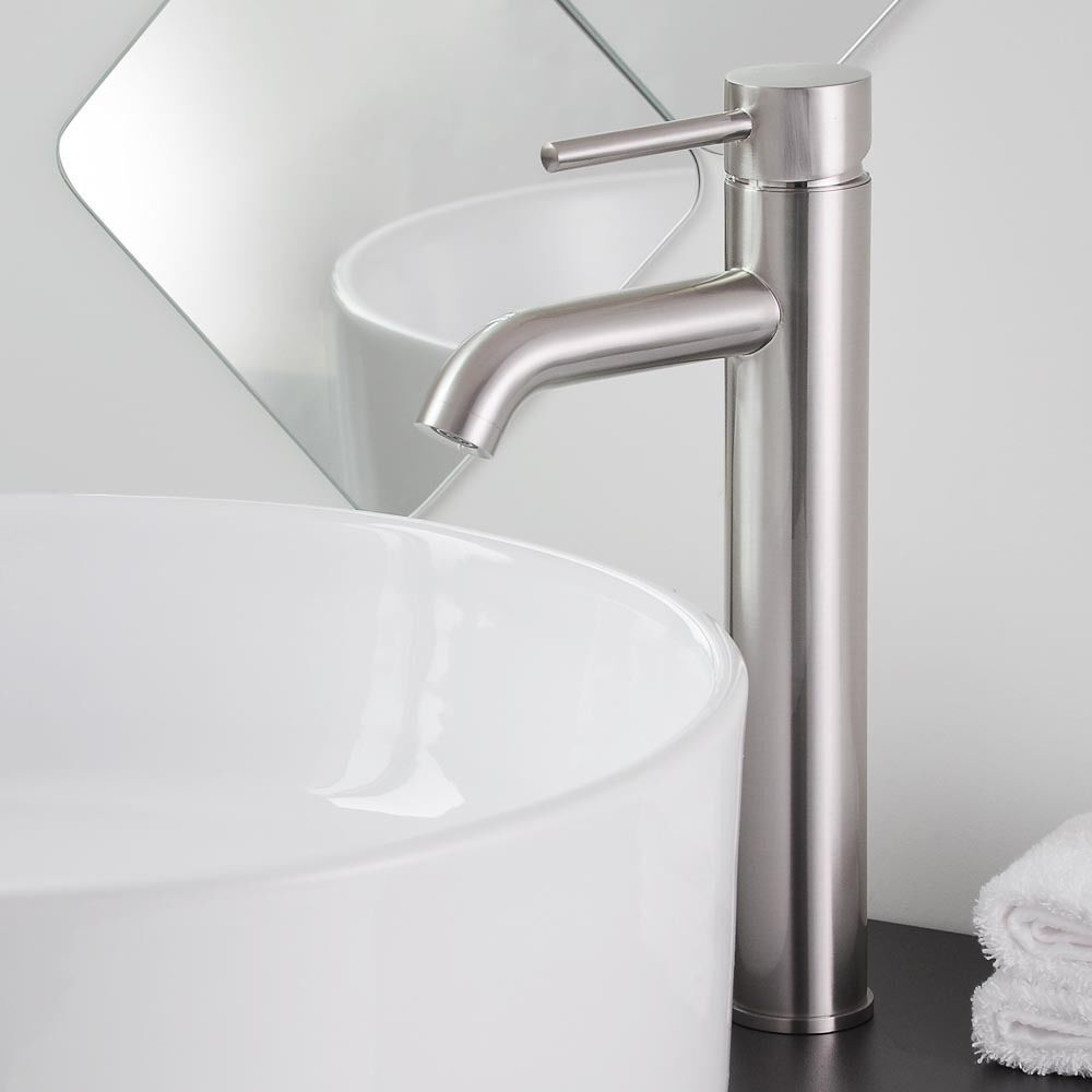 12 Quot Waterfall Bathroom Faucet Chrome Brushed Nickel Oil