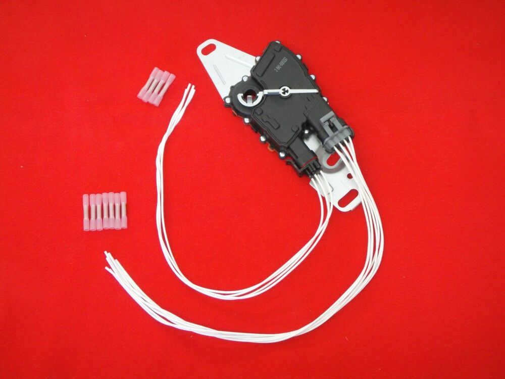 Mlps Switch  U0026 Harness Repair  Prndl  4l60e  U0026 4l80e 95
