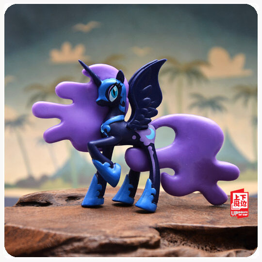 My Little Pony 7cm Figure Toy Nightmare Moon MLP Princess ...