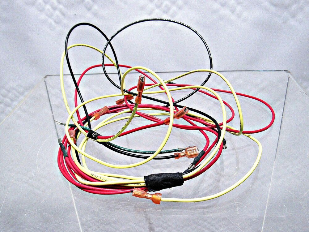 New oem maytag oven range stove cooktop wiring harness