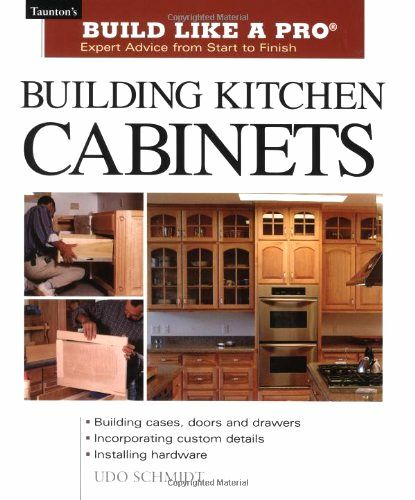 Building Kitchen Cabinets Step By Step Guide Plan