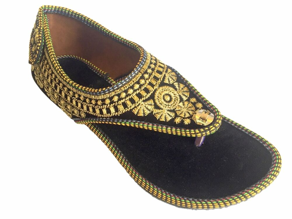 Simple Indian Shoes Collection 2012 Khussa Shoes