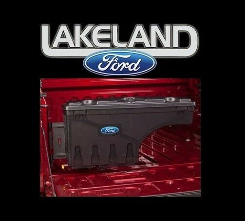OEM 2015-2016 Ford F-150 PIVOT STORAGE TOOL BOX LH SIDE ...