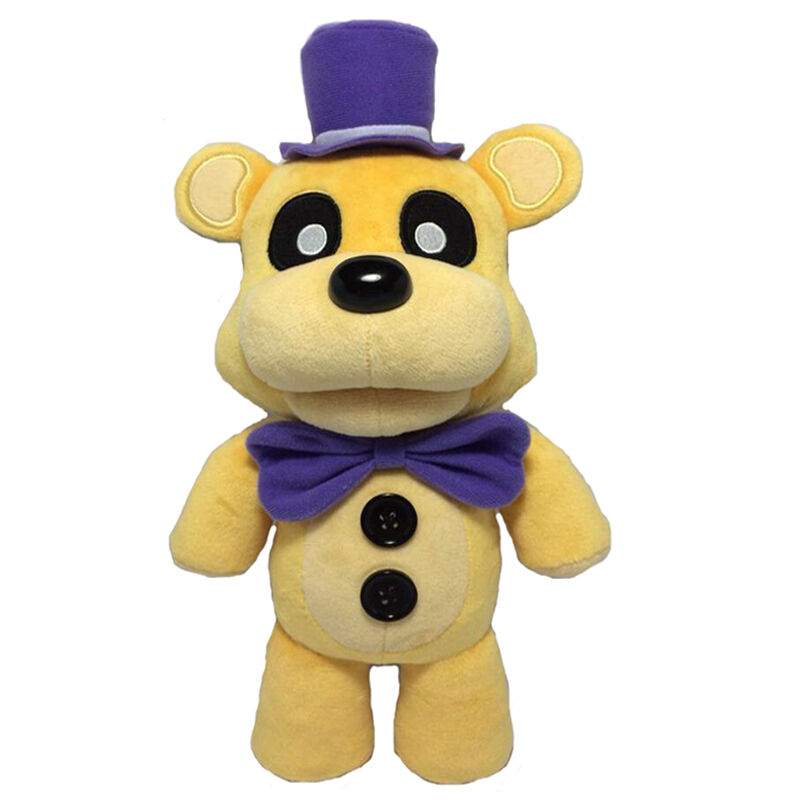 Gold Freddy Toys : Quot cm golden freddy plush five nights at s funko