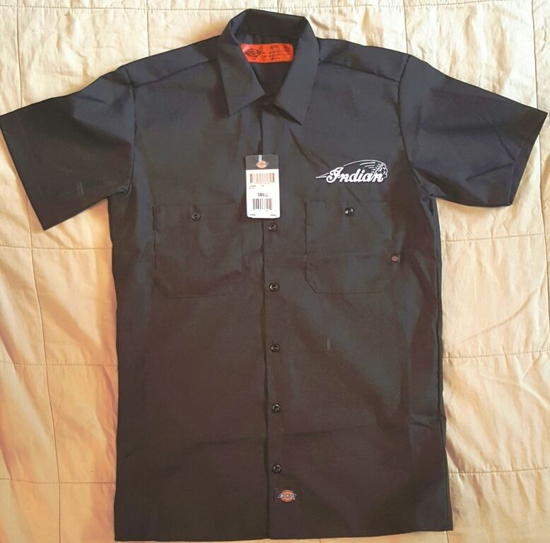 Work Shirts For Men With Logo