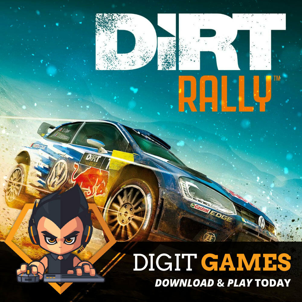 dirt rally pc game steam cd key global racing. Black Bedroom Furniture Sets. Home Design Ideas