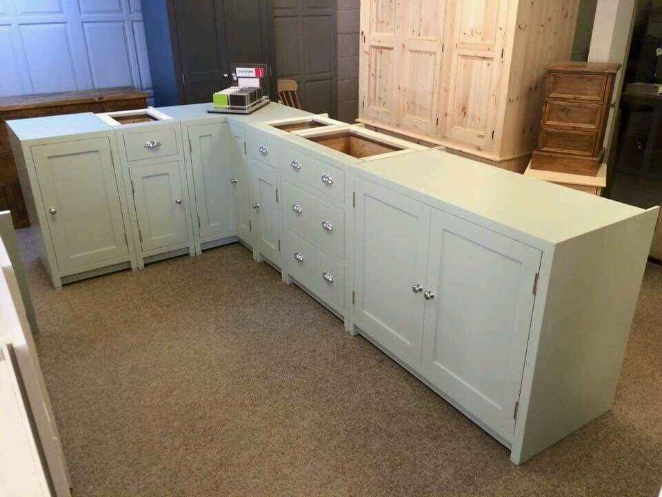 Bespoke Kitchen Cabinets Worktops EBay