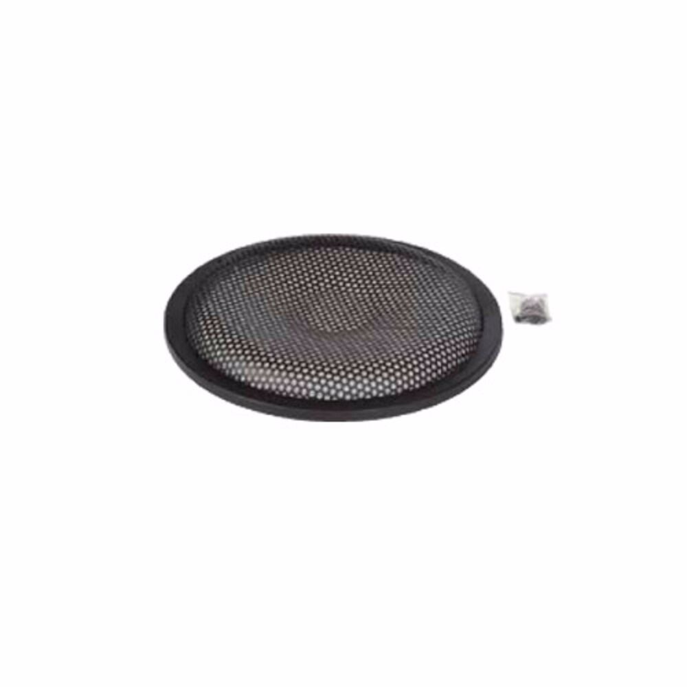 12 Quot Subwoofer Grill ~ Inch subwoofer speaker cover waffle mesh grill grille