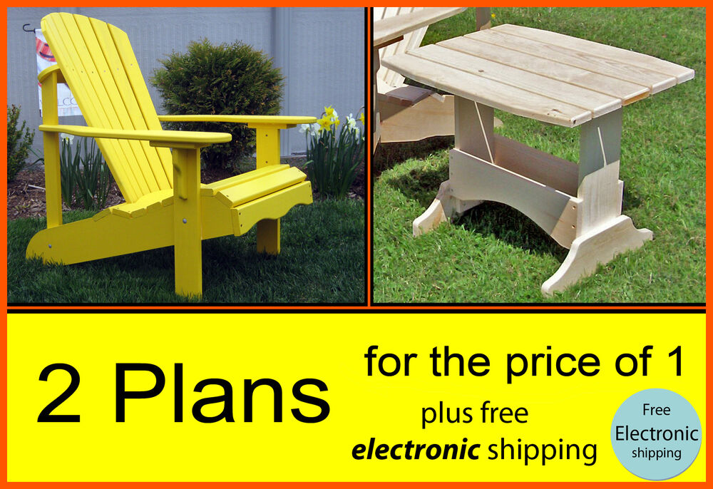 Outdoor adirondack chair side table plans patterns for Adirondack side table plans
