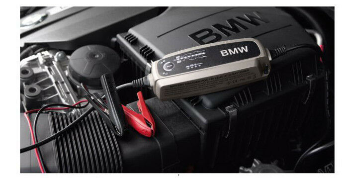 New Genuine Oem Bmw Battery Charger 1 2 3 4 5 6 7 Series