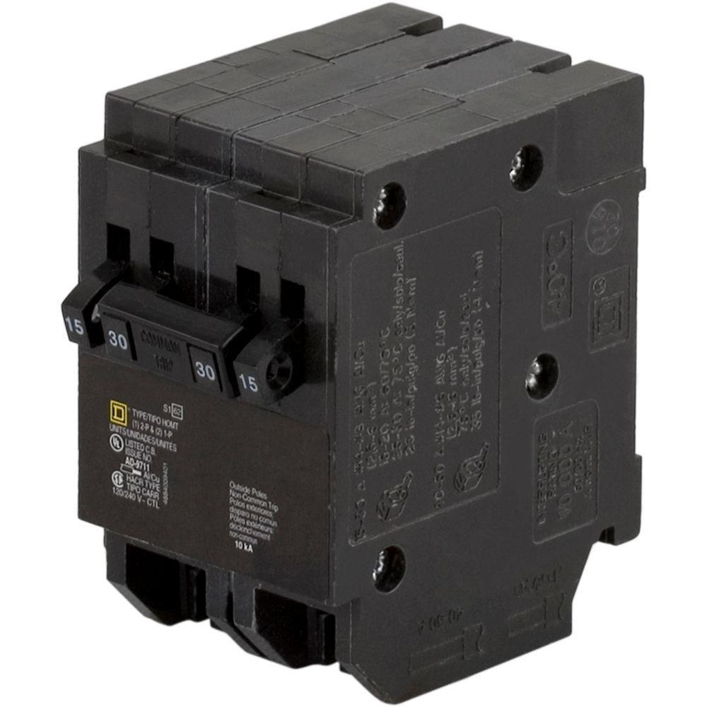 Breaker Switch All Points 421265 On Off Circuit 30a 250v Instrument Transformer Iti Control New Squared Homeline Csed 30 Amp 2 Pole 120 240 Quad