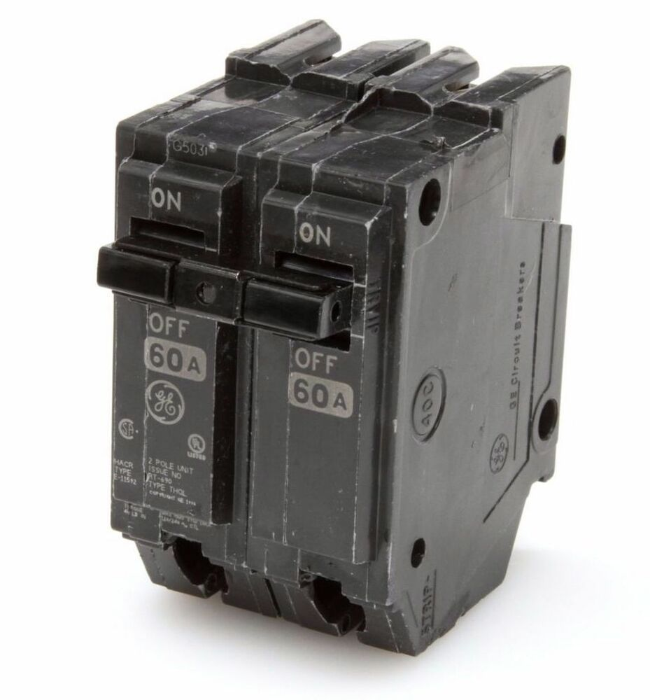 how to change a 60 amp circuit breaker