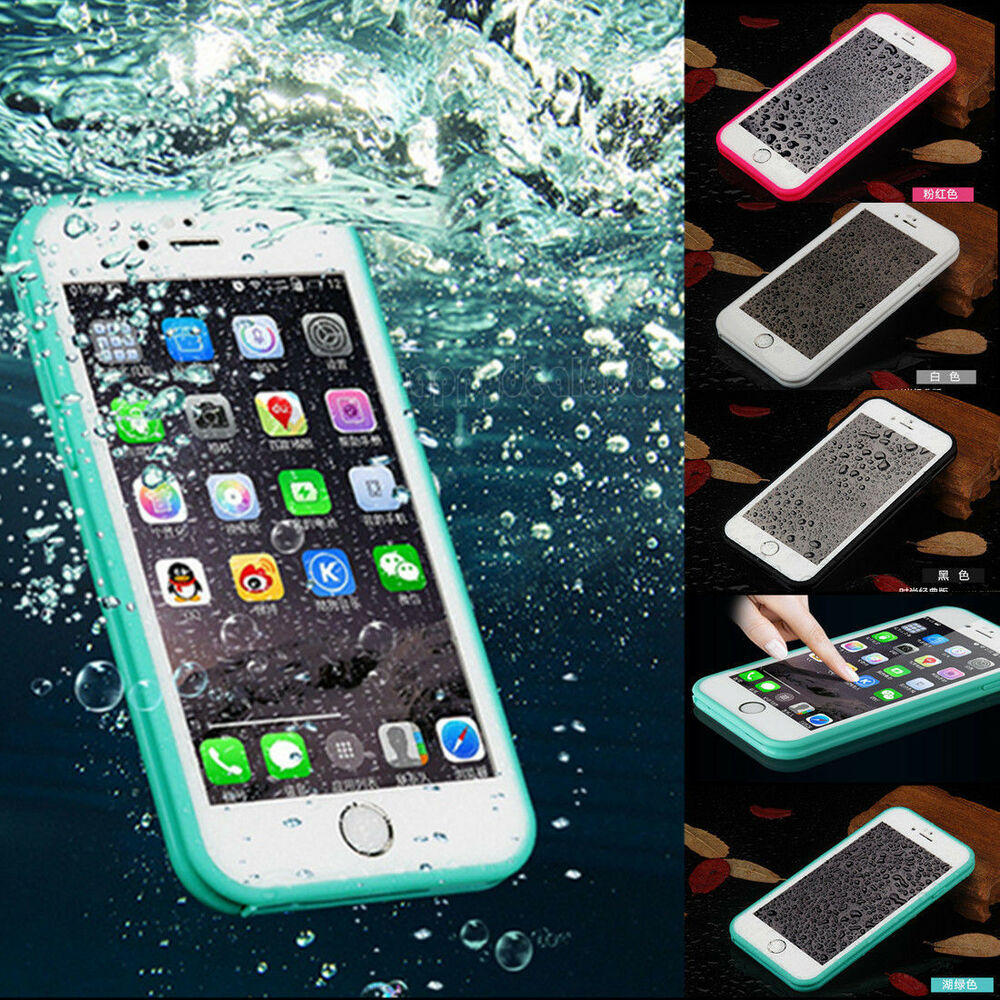 iphone 5s cover waterproof shockproof dirt proof durable cover for 4434