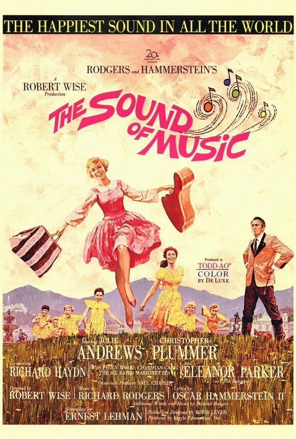 Musical movie posters